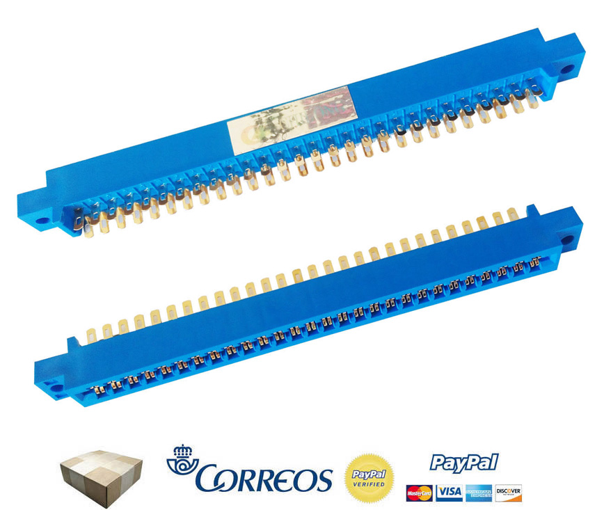 56 Pin Connector For Jamma Wiring Harness Connector